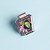 Gamora pin