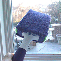 Wipe & Shine Cleaning Wand