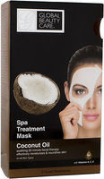 Global Beauty - Coconut Oil Spa Treatment Mask