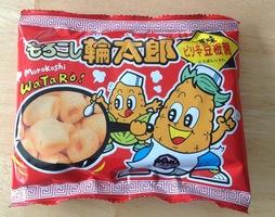 Morokoshi Wataro Corn Puffs- Spicy Doubanjiang