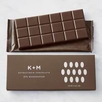 K + M Extravirgin Chocolate bar