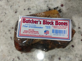 Butcher's Block Bones The Contender