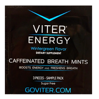 Viter Energy Caffeinated Breath Mints
