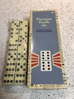Dominoes Double Six Modern Classic game