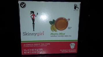 Skinnygirl Mojito Mink Green Tea K-Cups 18 cups