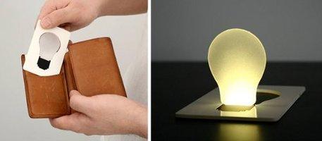 Dcule Pocket LED Lamp