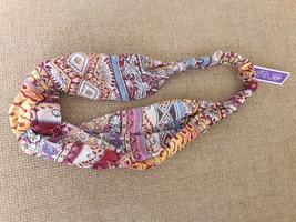 Multi-color Fabric Headband w/ Elastic stretch