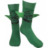 Yoda socks with ears