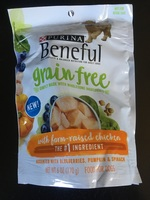 Beneful Grainfree Dog Food