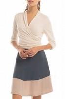 Sahara skirt in Orion/Atmosphere - $55 retail