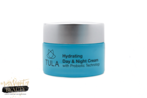 TULA hydrating moisture day and & night cream 0.5 oz with antioxidant protection