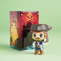 Jack Sparrow Mini Tin