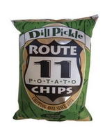 Dill Pickle Route 11 Potato Chips