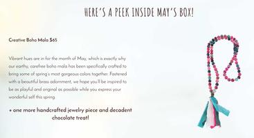 Yogi Jewelry Boho Mala