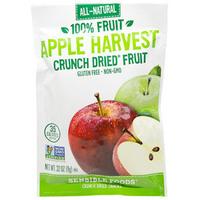 Organic Apple Harvest Crunch Dried Snacks