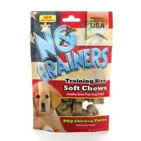 No Grainers BBQ Chicken Flavor Soft Chews Grain-Free Dog Treats