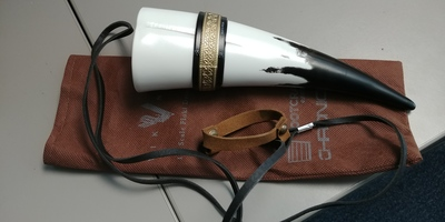 Vikings Drinking Horn with Strap