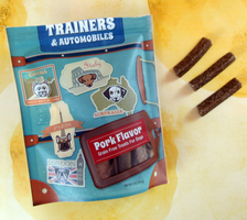 Planes Trainers & Automobiles Grain-Free Treats