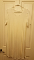 Reborn J Large Cream Dress