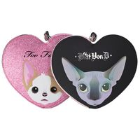 Too Faced x Kat Von D Better Together Cosmetic Bag***ONLY