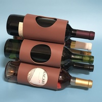 Vacavaliente Leather Wine Rack