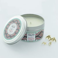 VBCC x Jules Smith Americana Candle with Betty Studs