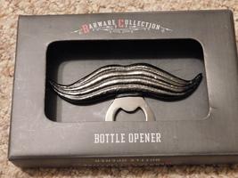 Mustache Bottle Opener
