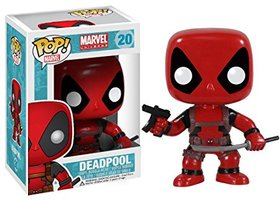 Deadpool Funko Pop #20