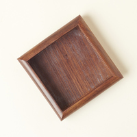 Rosewood Catch-All Tray
