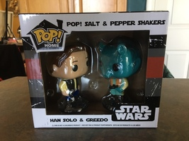 Pop! Han Solo & Greedo Salt & Pepper Shakers