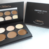Beauty Creations cream contour palette