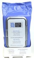 Global Beauty Care RETINOL Makeup Cleansing Wipes
