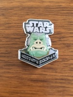 Gamorrean Pin from Jabba's Palace- Smugglers Bounty