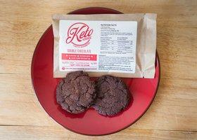 Keto Kookie Double Chocolate