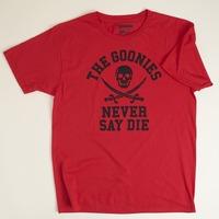 The Goonies Never Say Die tee