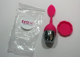 Silicone Tea Infuser from Tease Tea