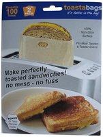 Reusable Toaster Sandwich Bags