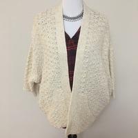 Catwalk Studio Cardigan Sweater / Shrug