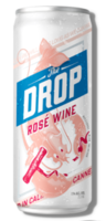 The Drop Rosé Canned Wine