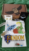 Fandom Of The Month Entire May 2017 Box The Legend Of Zelda