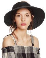 San Diego Hat Co ultrabraid large brim visor