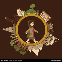Lord of the Rings Shire T-shirt