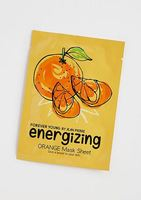 Forever Young by Jean Pierre Energizing ORANGE Mask Sheet