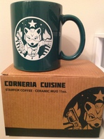 Starfox Ceramic Coffee Mug