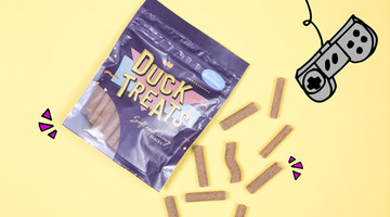 Dog Treats - All Natural Duck Treats