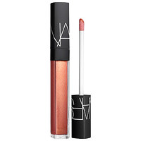Nars Lip Gloss in Orgasm -- Peachy Pink