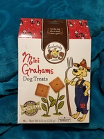 Mini Grahams Dog Treats