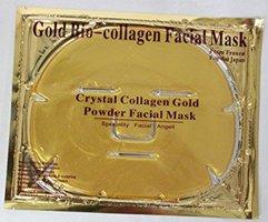 Gold Crystal Bio-Collagen powder facial mask