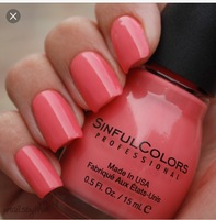 Sinful colors island coral