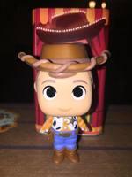 Toy Story Mini Woody in Tin